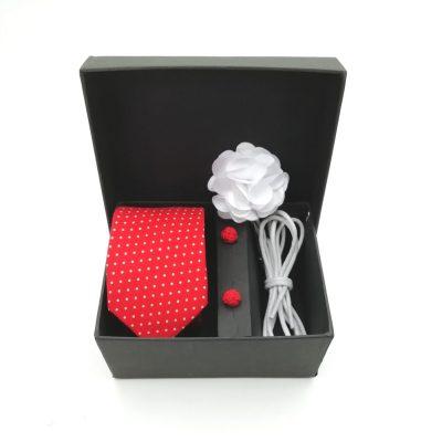 "Accessoirebox Krawatte rot ""Casual Optimism"""