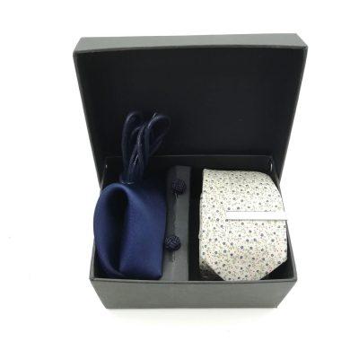 """Accessoirebox Krawatte beige """"Amsterdam Style"""""""