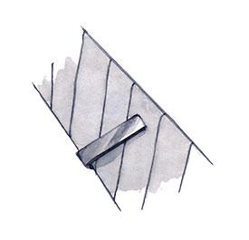 Krawattenklemme